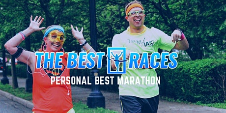 Personal Best Virtual 5K/10K/13.1 NEWARK (FREE)  tickets