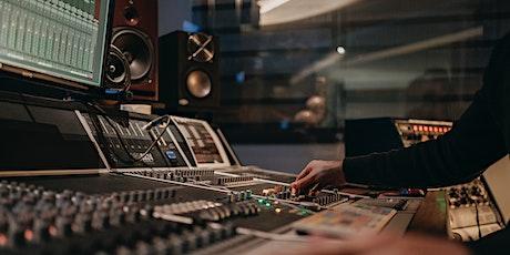 Erfolgreich Musik produzieren (online Talk) Tickets
