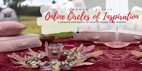 Free Online | Women's Circle - Circles of Inspiration/ June tickets