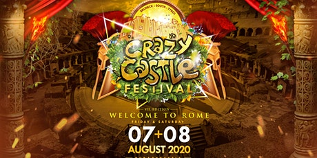 Crazy Castle Festival 2020 Tickets
