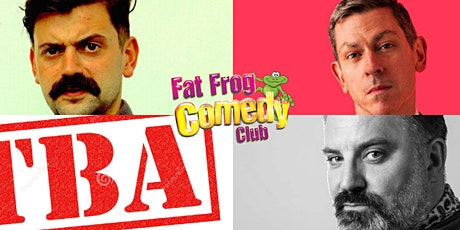 Fat Frog Comedy with Fin Taylor & Nico Yearwood tickets