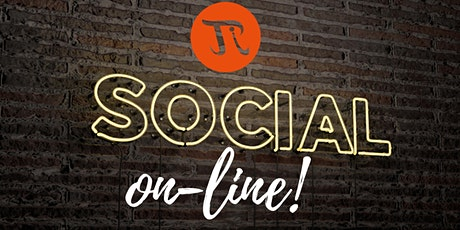 Pi Singles - March Social Night -On-line! tickets