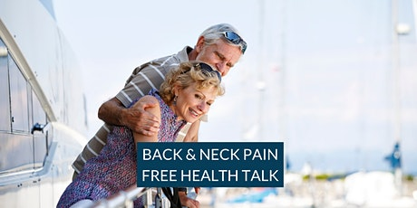 Ross Hall Hospital How to Manage Back and Neck Pain Event tickets