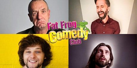 Fat Frog Comedy with Arthur Smith & Julian Deane tickets