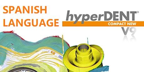 """hyperDENT V9 - """"Areas definidas por Usuario"""" y uso del """"Template Lite"""" tickets"""
