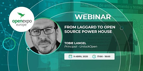 From laggard to open source power house tickets