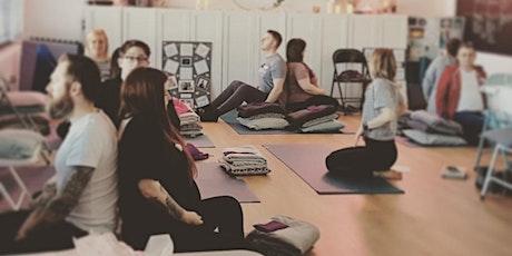 Yoga for Birth Preparation - Birth Partners Workshop | LIVE Video Stream tickets