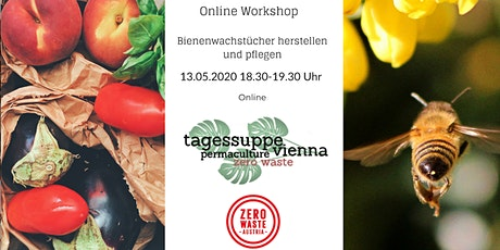 Online Workshop: Bienenwachstücher herstellen Tickets