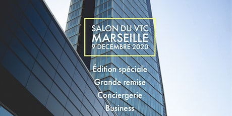 Salon du VTC Marseille 2020 billets