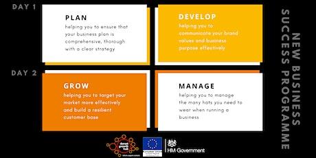 New Business Success Programme - Webinar - Dorset Growth Hub tickets