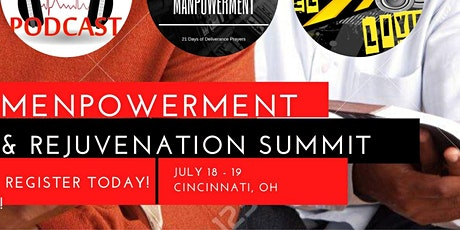 MenPowerment - Men's Rejuvenation Conference tickets
