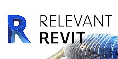 Relevant Revit for Architects - Episode 2: Modelling Basics tickets