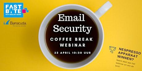 Webinar: Leer jouw organisatie te beschermen  tegen complexe cyberaanvallen tickets