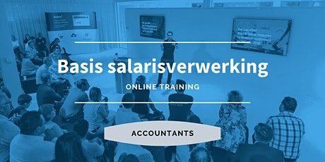 Accountant   Basis salarisverwerking tickets