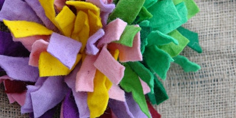 Rag Rug a Cushion - 2 week course tickets
