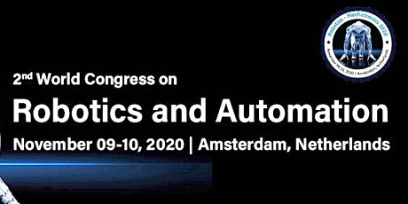 ROBOTICS-MECHATRONICS 2020 tickets