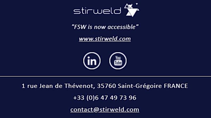 Webinar: Discover Friction Stir Welding image