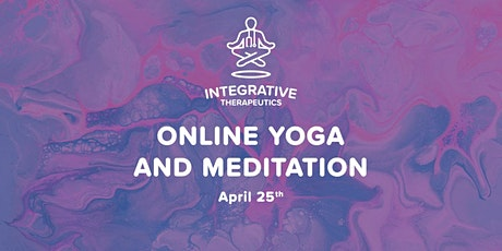 Online Yoga and Meditation tickets