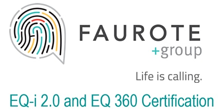 EQ-i 2.0 and EQ 360 Certification tickets