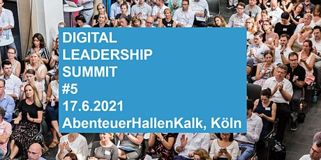 Digital Leadership Summit #5 tickets