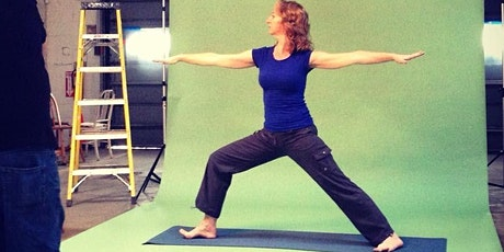 Gentle Flow Yoga w/ Brooke via Zoom tickets