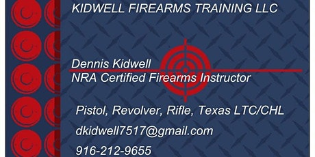 The Best of TX License to Carry Course (TX LTC/CHL/CCW) tickets