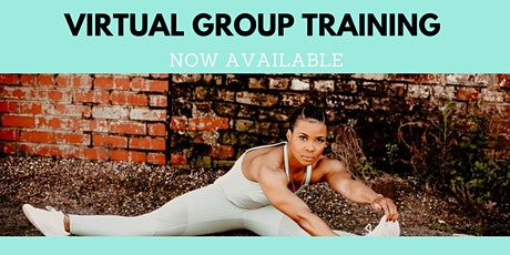 VIRTUAL GROUP TRAINING tickets