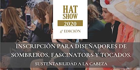 4ta edición Hat Show 2020 entradas