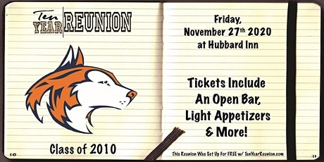 Naperville North Class of 2010: Ten Year Reunion tickets