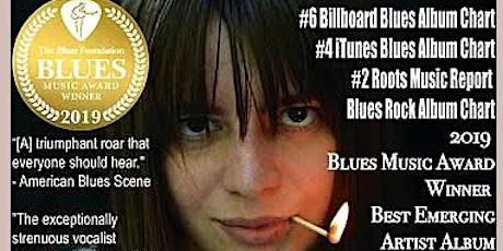 AMANDA FISH~Roots, Rock, Soul and Blues. From Kansas City BMA winner! tickets