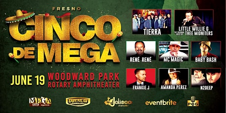 Cinco De Mega 2020 tickets