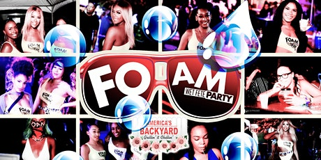 Foam Wet Fete 2021 tickets
