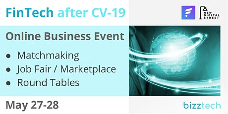 FinTech after CV-19 tickets