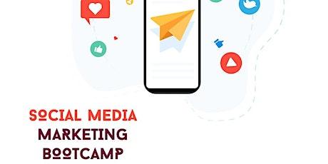 Odigital Social Media Advertising Bootcamp tickets