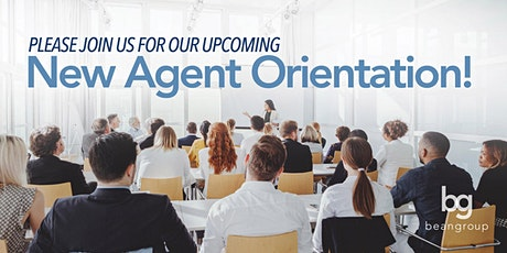 Bean Group New Agent Orientation (May 2020) tickets