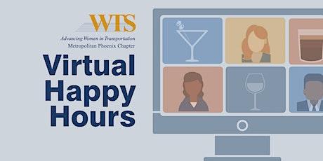 WTS Metropolitan Phoenix Virtual Happy Hour tickets