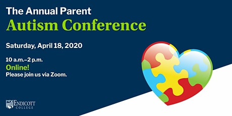 2nd Session of The Annual Parent Autism Conference 2020--Now being offered Online! tickets