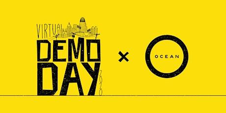 OCEAN [Virtual] Demo Day 2020 tickets