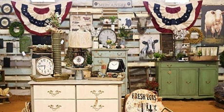 """Vintage Market Days® of Central New Mexico presents """"Forever Vintage"""" tickets"""