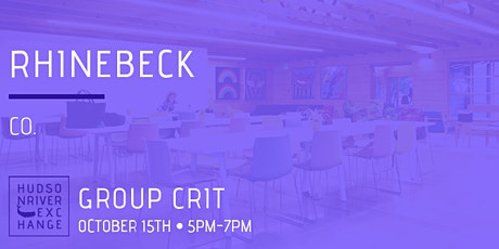 Group Crit at CO - Rhinebeck tickets