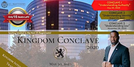 Dallas Kingdom Conclave 2020 tickets