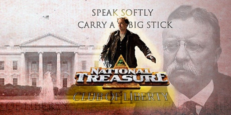National Treasure 3: Club of Liberty tickets