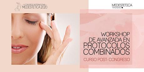 Workshop de Avanzada en Protocolos Combinados entradas