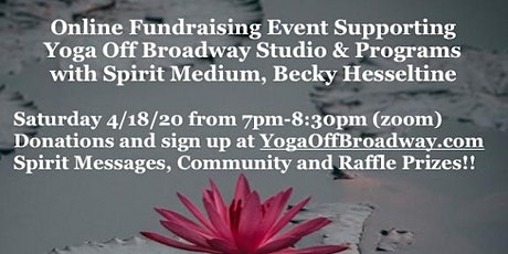 Evening of Spirit Fundraiser for YOB with Becky tickets