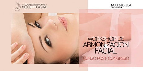 Workshop de Armonización Facial entradas