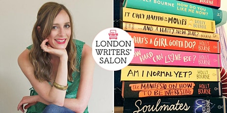 How to Write Stories Readers Will Love w/ Bestselling Author Holly Bourne tickets