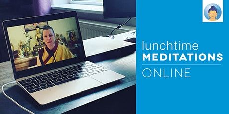 Lunchtime Meditations Online - with Buddhist nun Kelsang Chogma tickets