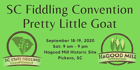 South Carolina Fiddling Convention & Pretty Little Goat tickets