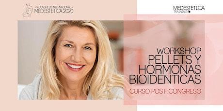 Curso Online de Pellets y Hormonas Bioidénticas entradas