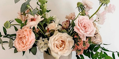 BLOOMING BRUNCH AT DEATH OR GLORY **VIRTUAL FLORAL WORKSHOP** tickets